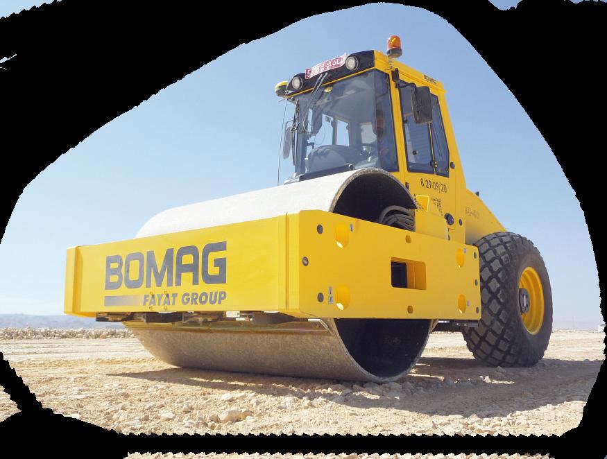 Каток грунтовый BOMAG BW 216 D-40 (сборка - КНР)